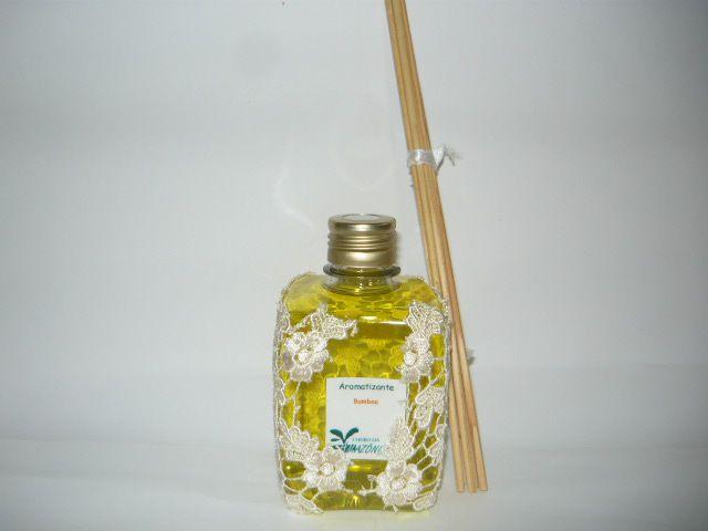 Varetas Aromatizantes 350 ml aroma Bamboo