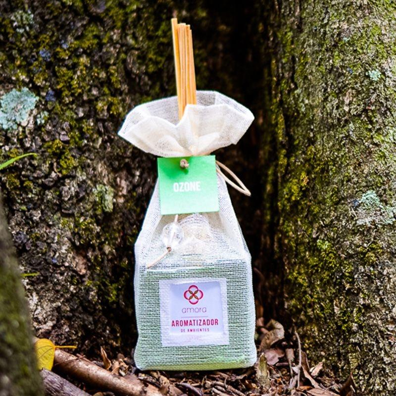 Aromatizador de Ambientes Ozone 350 ml - Difusor Varetas