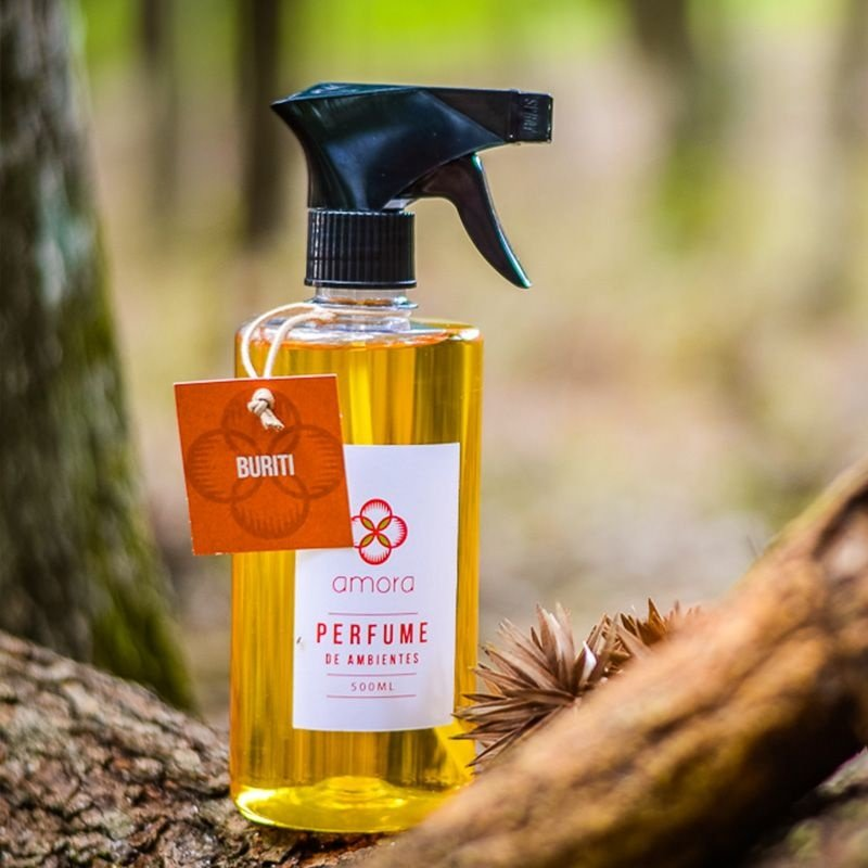Perfume de Ambientes Buriti 500 ml - Spray
