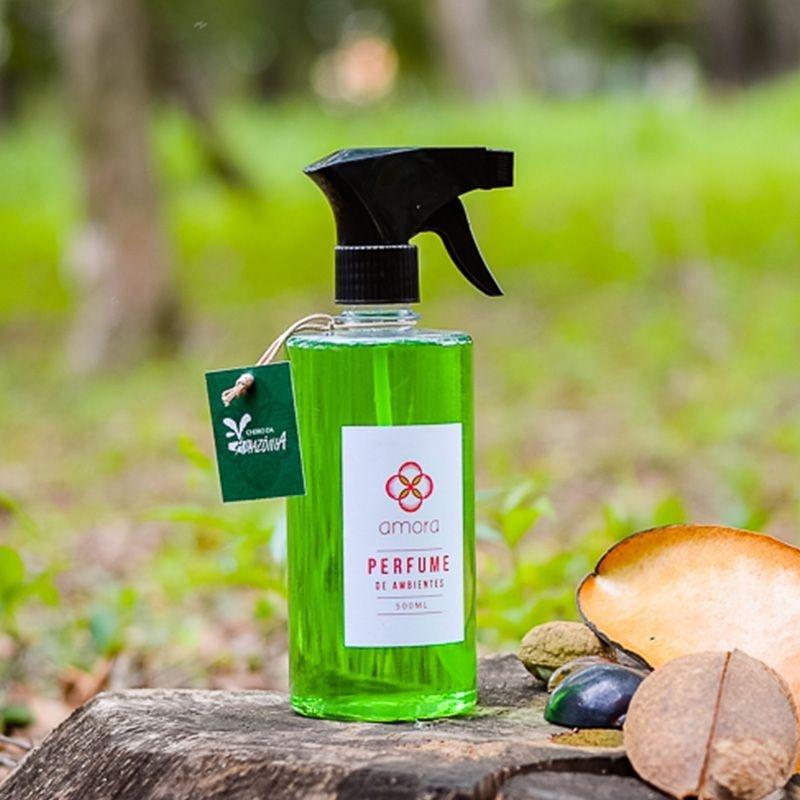 Perfume de Ambientes Cheiro da Amazônia 500 ml - Spray