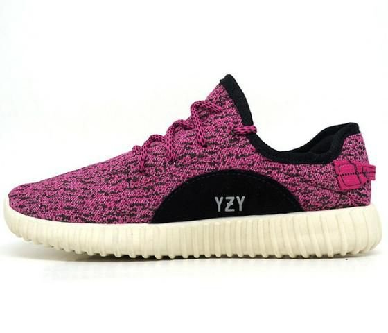 e2fe0edfb47 Tênis Feminino Adidas Yeezy Boost 350 Rajado Rosa - eshoppingnet