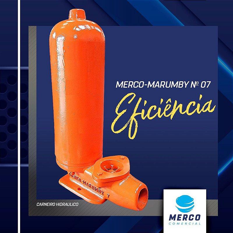 Carneiro Hidráulico n° 7 Merco - Marumby - S
