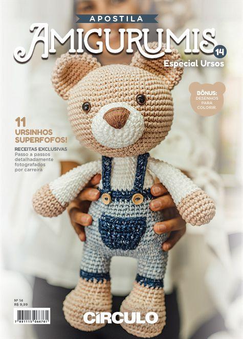 Bailarinas • Círculo S/A | Bichinhos de croche, Bonecas, Bonecas ... | 663x475