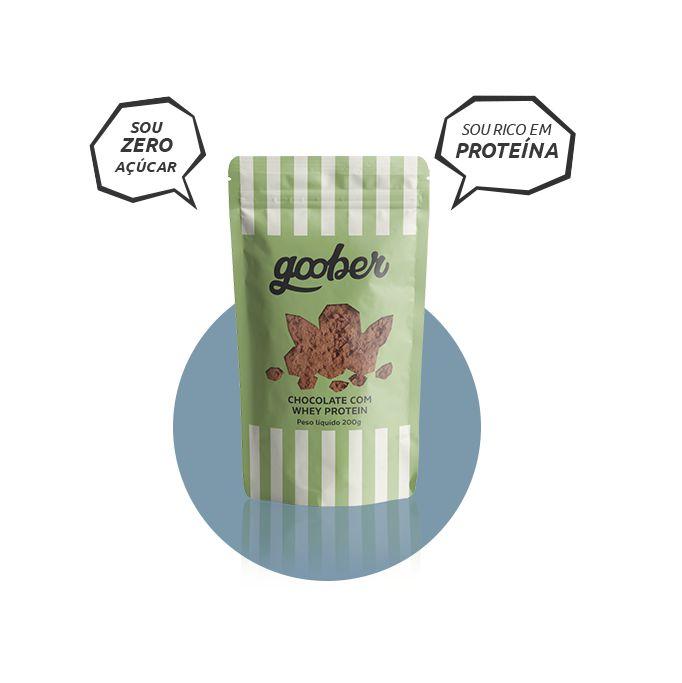 Chocolate com Whey Protein sachê 150g