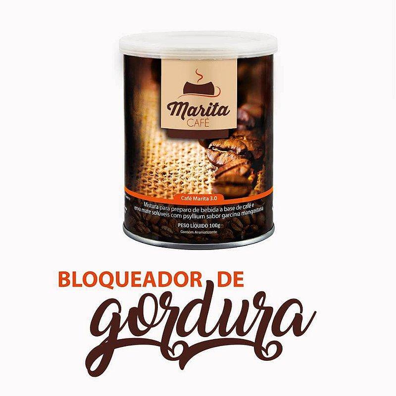 Café Marita 3.0 - Bloqueador de Gordura