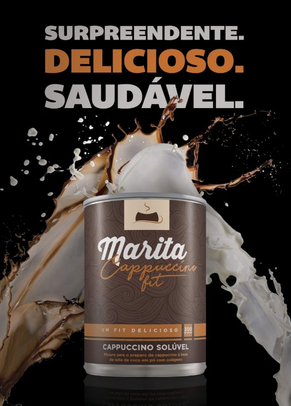 Marita Cappuccino Fit - 100% Original
