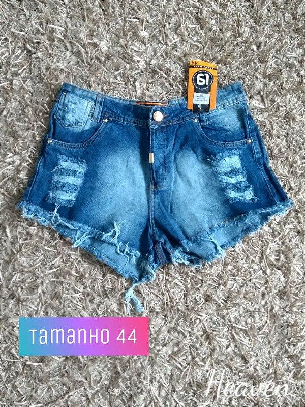 Short Jeans - Sem Lycra