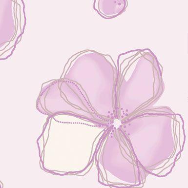 Papel de Parede Floral da coleção Artdecor2 80861 Importado Vinílico 15 mts