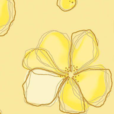 Papel de Parede Floral da coleção Artdecor2 80862 Importado Vinílico 15 mts