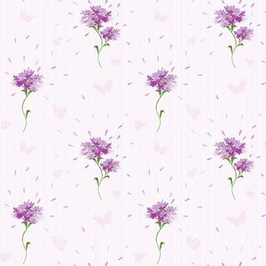 Papel de Parede Florido da coleção Artdecor2 81161 Importado Vinilico 15 mts