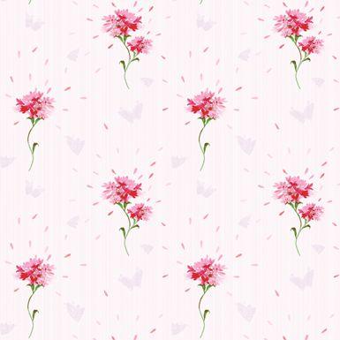 Papel de Parede Florido da coleção Artdecor2 81162 Importado Vinilico 15 mts