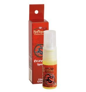 Spray Oriental - Efeito Quente e Frio - Excitante Unissex