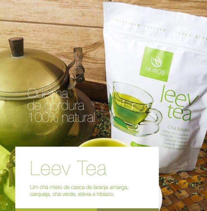 Leev Tea Chá Misto DETOX, LIMPEZA INTESTINAL