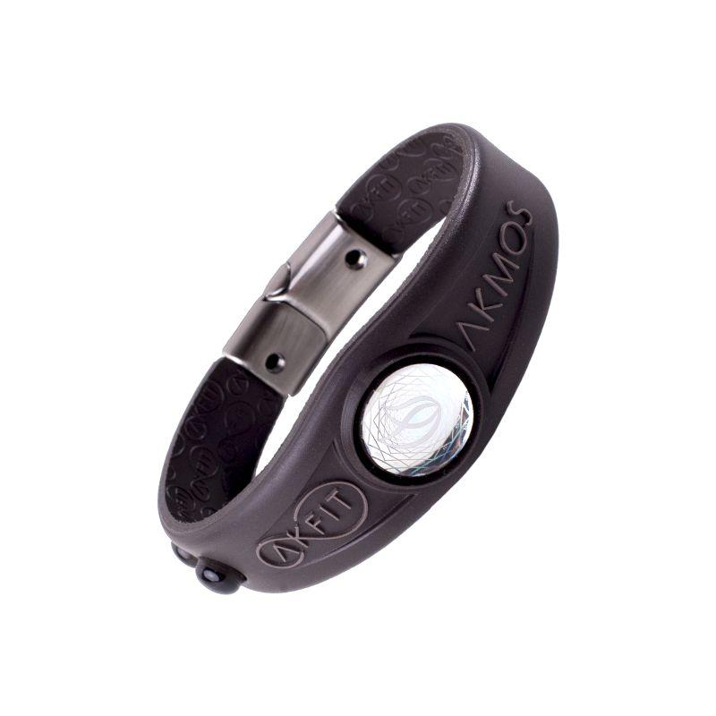 Pulseira Bracelete Akmos I9 Magnetica Equilibrio Bem Estar - Tobacco