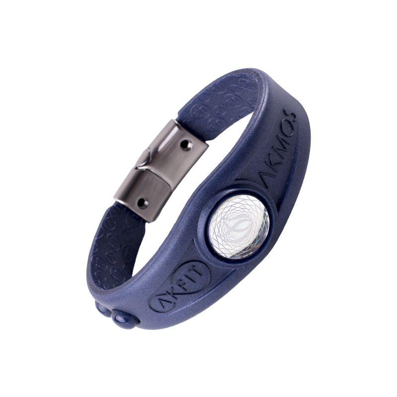 Pulseira Bracelete Akmos I9 Magnetica Equilibrio Bem Estar - Verdant
