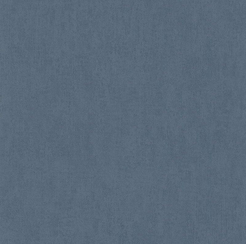 Papel De Parede Tic Tac II 10x0.53m Textura Azul Escuro