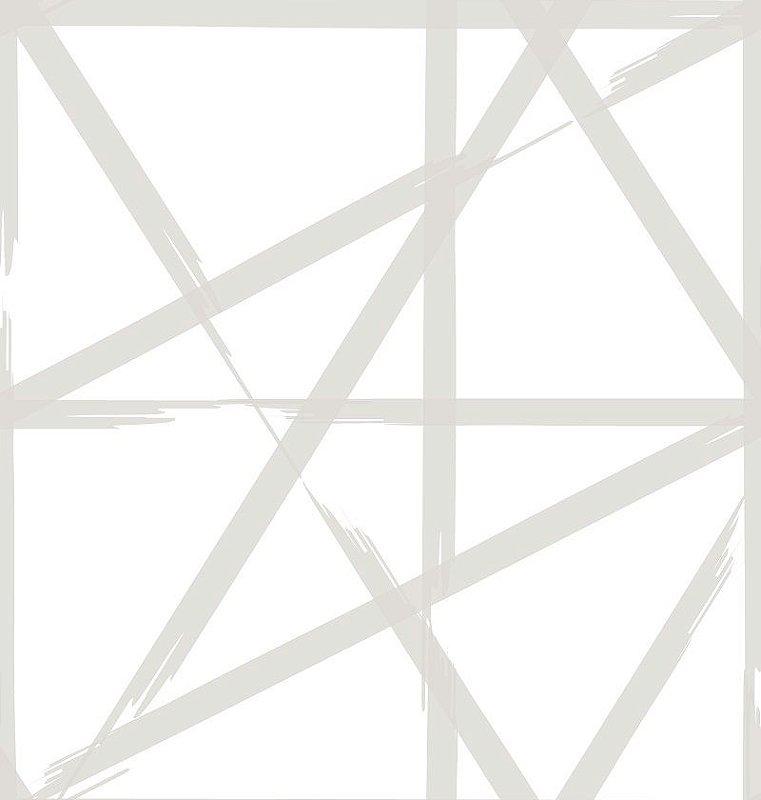Papel De Parede Twist 10x0.52m Rabisco Bege