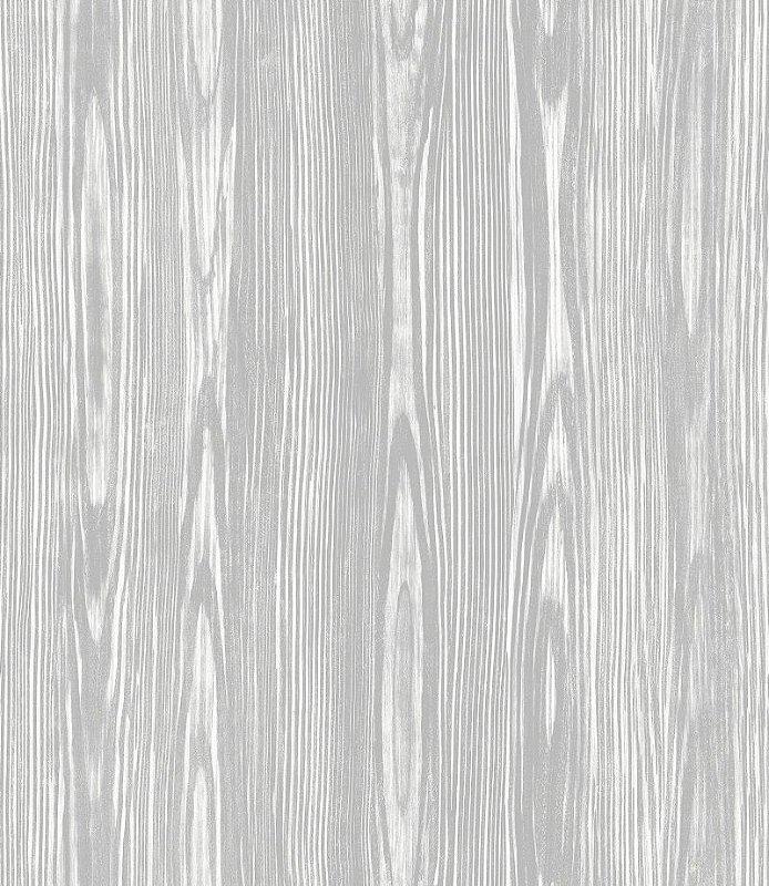 Papel De Parede Twist 10x0.52m Amadeirado Cinza