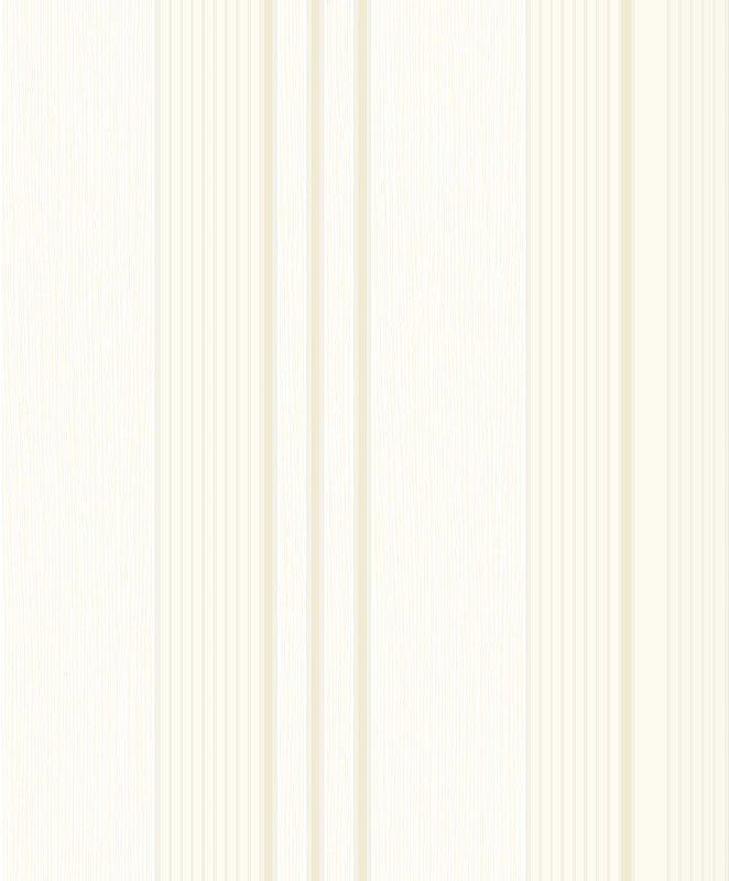 Papel De Parede Rumba 10x0.53m Listra Bege