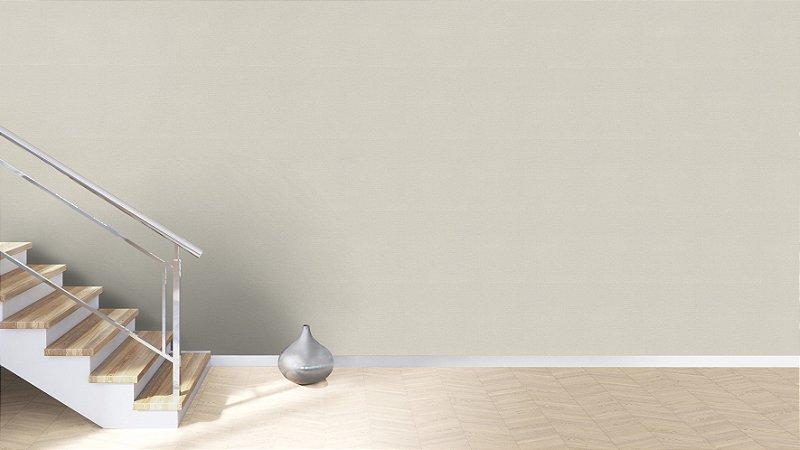 Papel De Parede Joy 10x0.53m Texturizado Cinza Claro/Bege