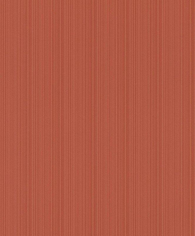 Papel De Parede Joy 10x0.53m Texturizado Listra Laranja