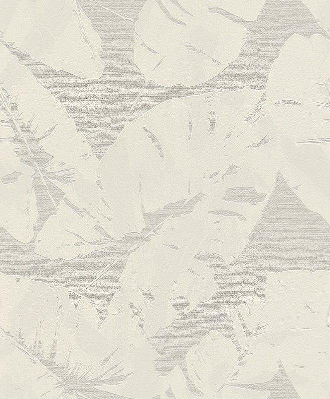 Papel De Parede Joy 10x0.53m Folha Bege