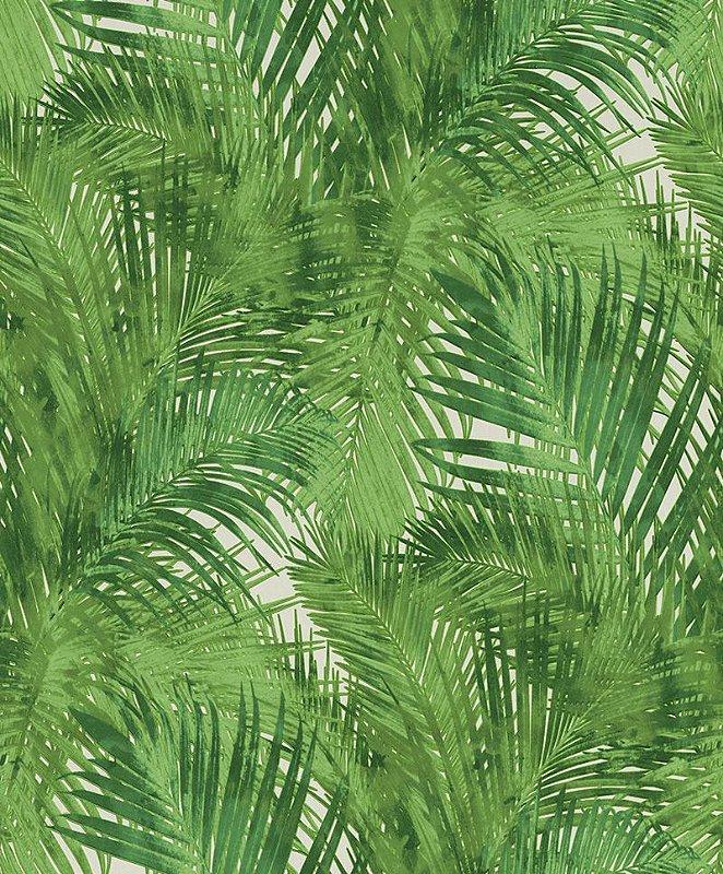 Papel De Parede Joy 10x0.53m Folha Verde