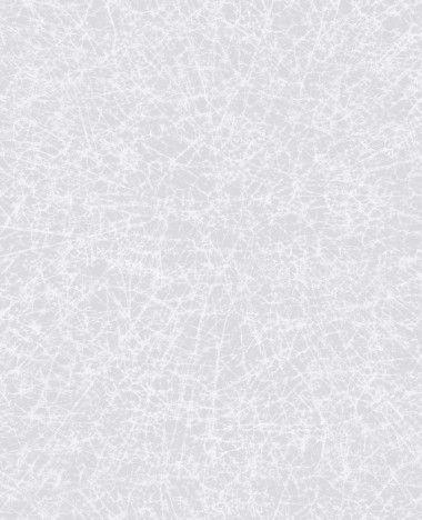 Papel De Parede Pop 10x0.52m Craquelado Cinza/Prata