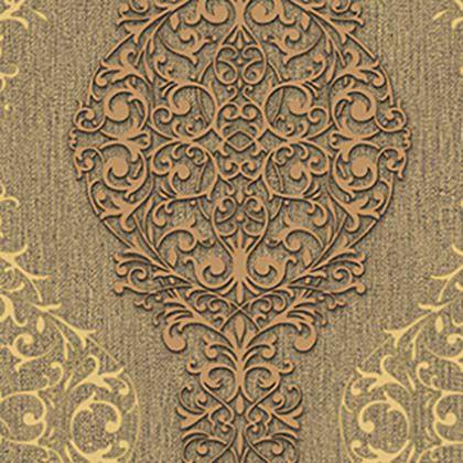 Papel De Parede Blossom Vinílico  1,06 X 15M Arabesco 810233