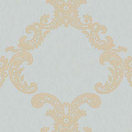 Papel De Parede Blossom Vinílico  1,06 X 15M Arabesco 810273