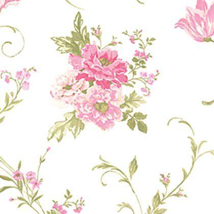 Papel De Parede Blossom Vinilico  1,06 X 15M  Florido 820211