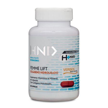 HND FEMME LIFT COLÁGENO - 120 cápsulas