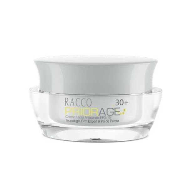 CREME FACIAL ANTISSINAIS PRIORAGE 30+ FPS 15 CICLOS