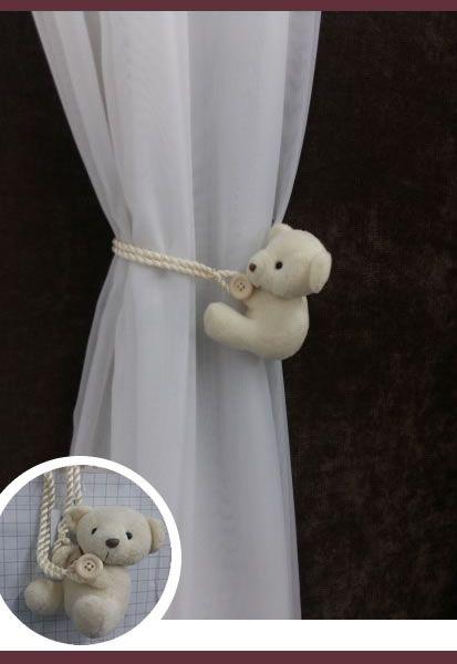 Abraçadeira p/ Cortina Pingente Luba Infantil Baby 22