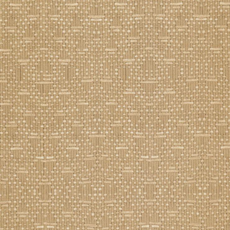 Papel De Parede Classique Tecido Marrom 2806