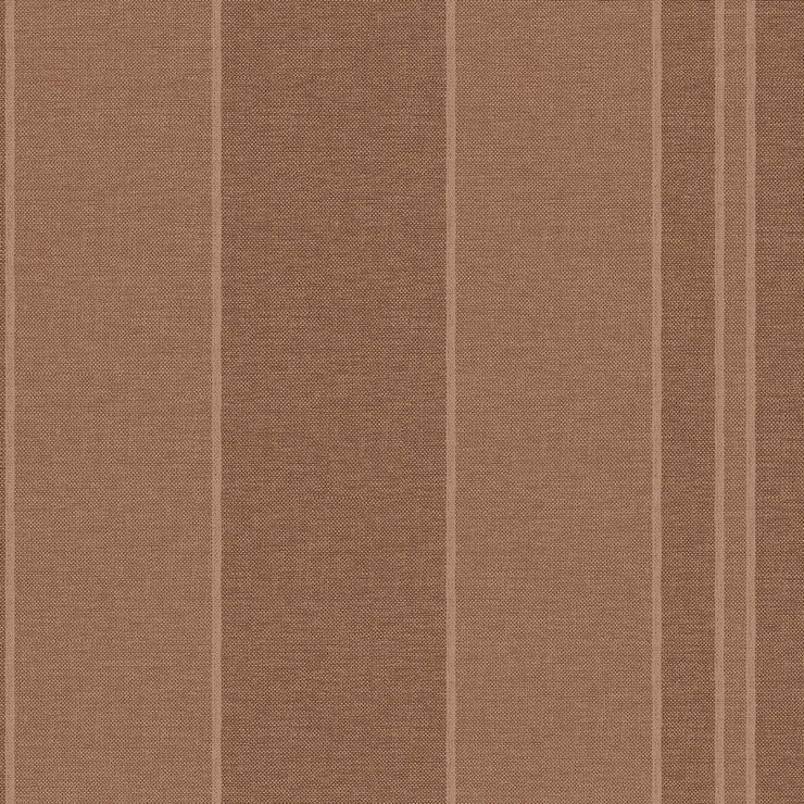 Papel De Parede Natural Listra Palha Marrom Escura 1410