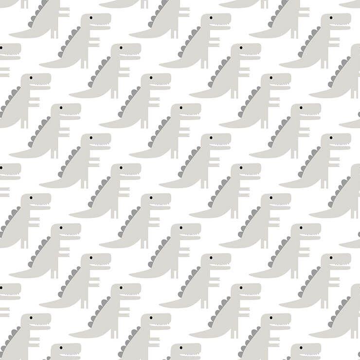 Papel De Parede Renascer Monossauro 6208