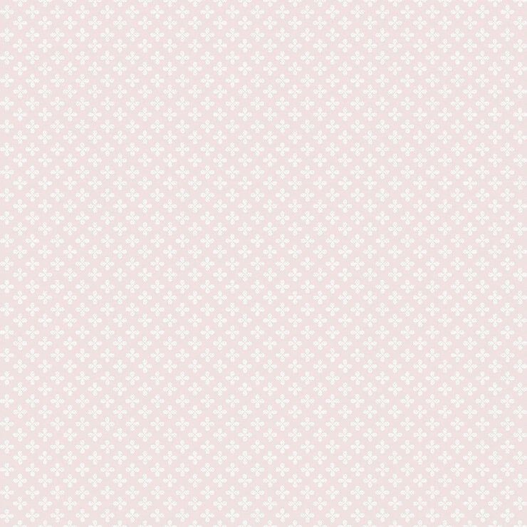 Papel De Parede Renascer Clover Rosa 6223