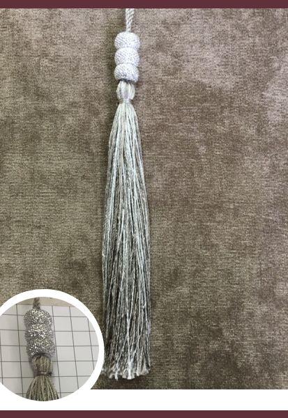 Abraçadeira p/ Cortina Pingente Luba Tassel 14 152 Simples