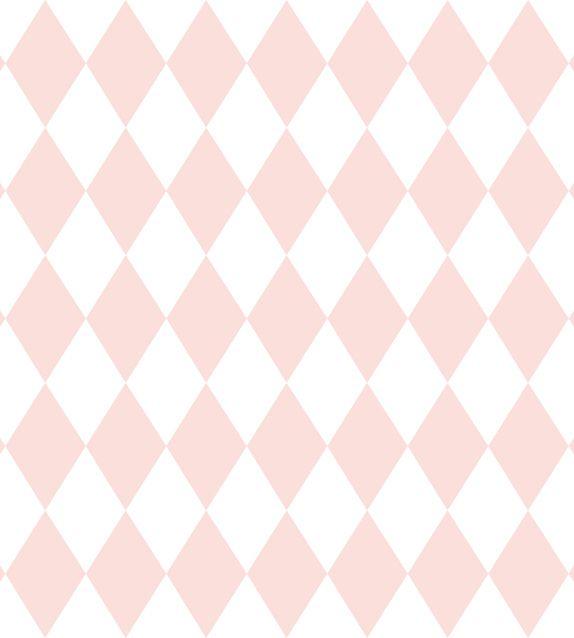 Papel De Parede Renascer Geometrico Rosa 6240