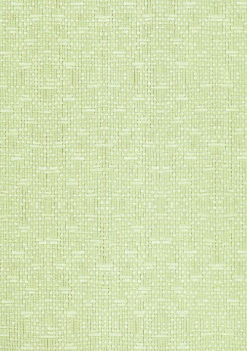 Papel De Parede Classique Tecido Verde 2808