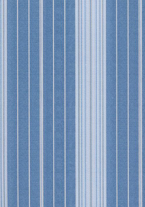 Papel De Parede Classique Listras Azul Claro 2826