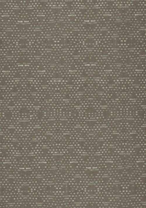 Papel De Parede Classique Tecido Marrom 2837