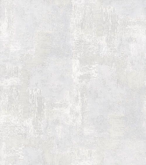 Papel De Parede Classique Efeito Manchado Cinza Claro 2855