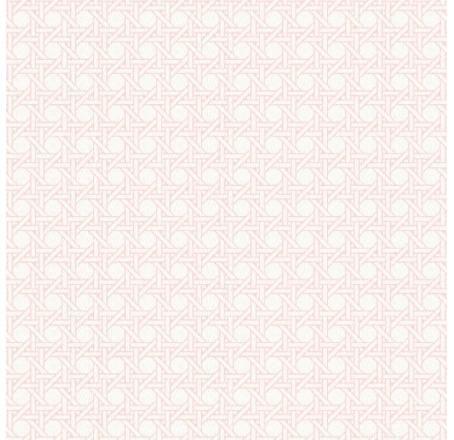 Papel De Parede Infantário Geometrico Rosa 1738