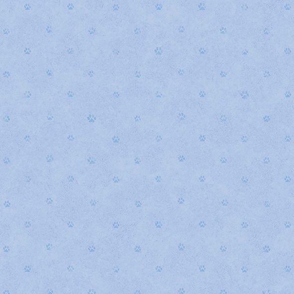 Papel de Parede Patinhas Azul cuentos 7801-4