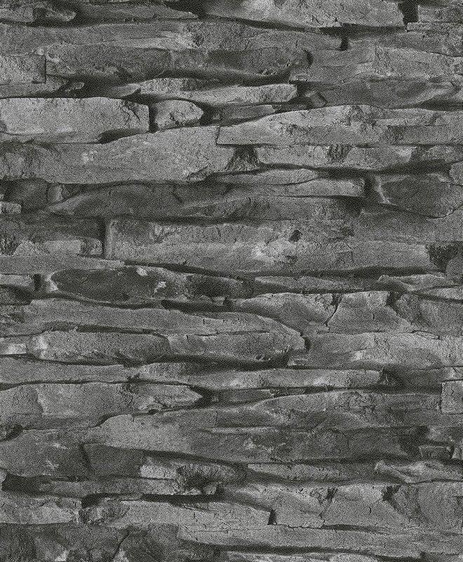 Papel de Parede 3D Pedras  Mambo 0401300618