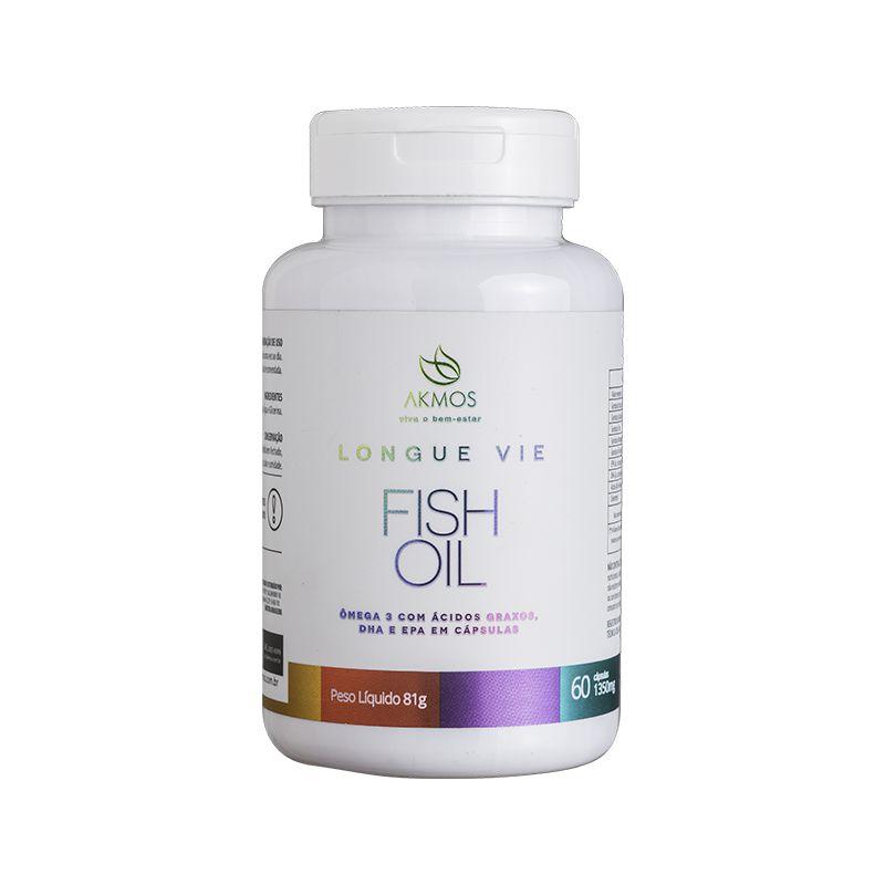 Longue Vie Fish Oil