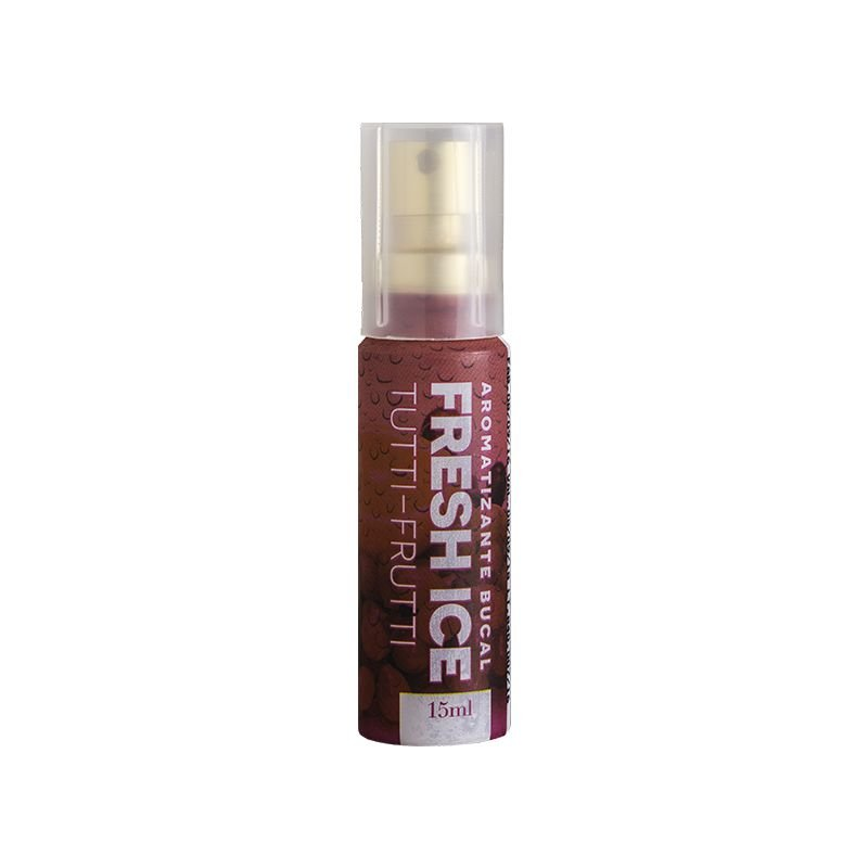 Fresh Ice Tutti-Frutti Aromatizante Bucal 15mL