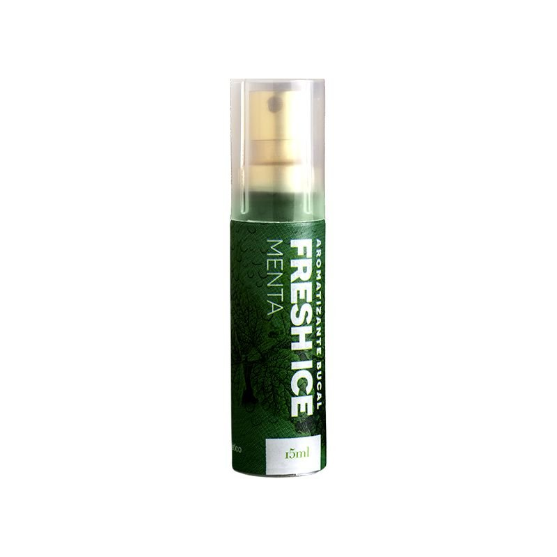 Fresh Ice Menta Aromatizante Bucal 15mL